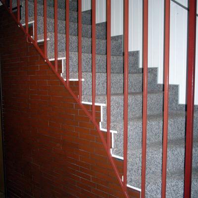 Treppenrenovierung Treppensanierung Alte Betontreppe vorher