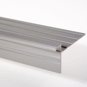 Treppenkantenprofile für Holztreppen und Steintreppen