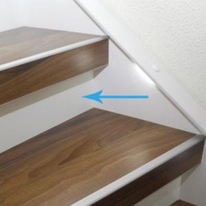 stufenlaminat setzstufe weiß-treppen sani